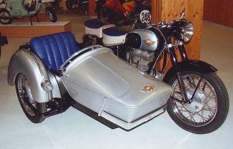 AWO Simson Sport 250