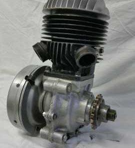 Motor Jawa 250 spezial