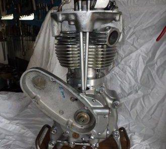 Zylinder RUDGE 500