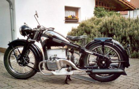Zündapp K800