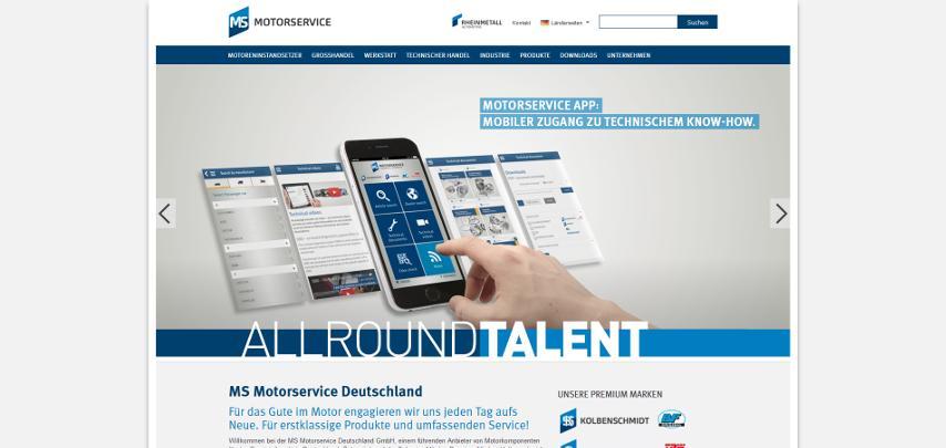 MS Motorservice Deutschland GmbH