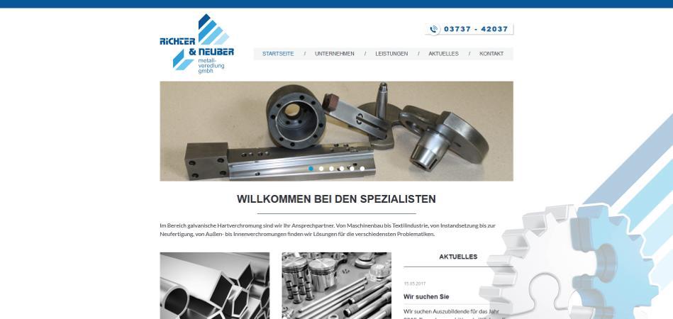 Richter & Neuber Metallveredlung GmbH – Rochlitz