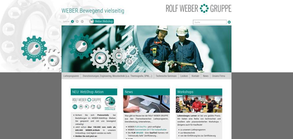 Rolf Weber Gruppe – Pleisa